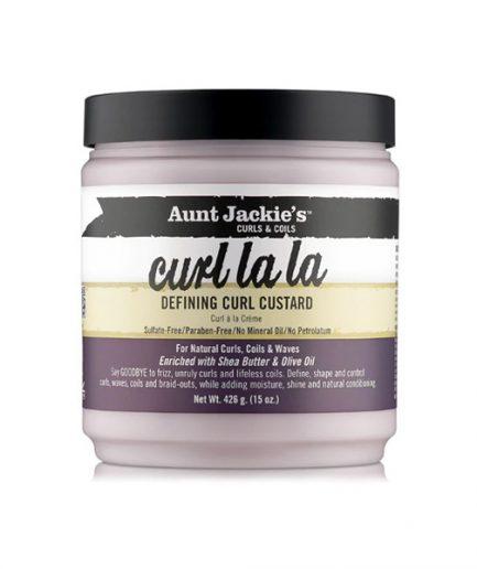 Aunt Jackie's – Curl La La pudingkrém göndör tincsek definiálására 426 g