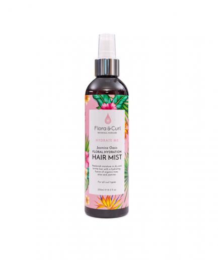 Flora&Curl – Hidratáló spray jázminnal 250 ml