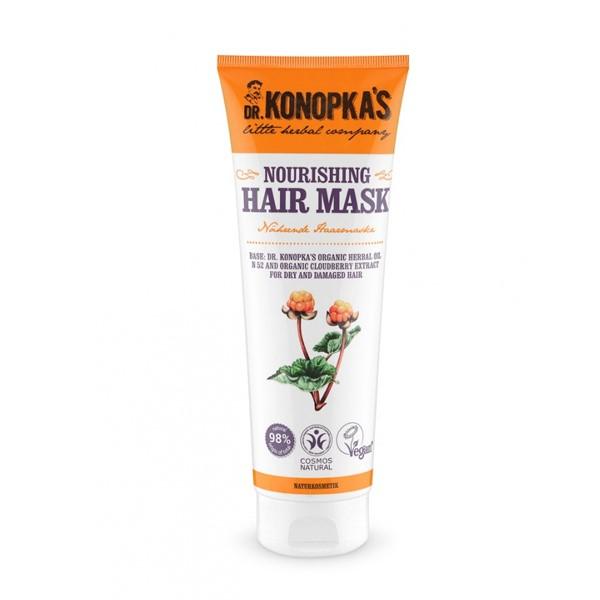 Dr. Konopka's - Tápláló hajmaszk 200 ml