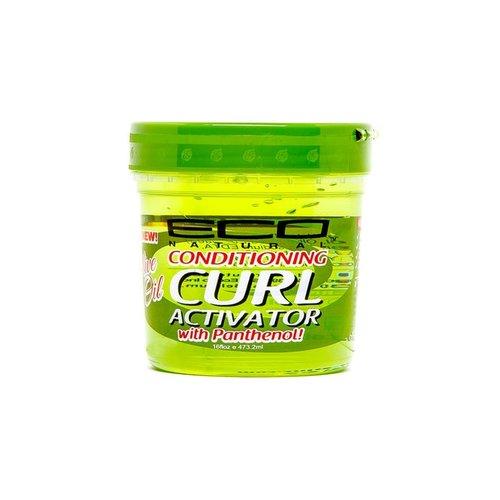 EcoNatural – Olíva olajos és panthenolos aktiváló hajzselé göndör hajra 473 ml