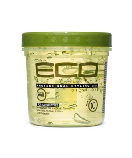 EcoStyler – Hajzselé olíva olajjal 236 ml