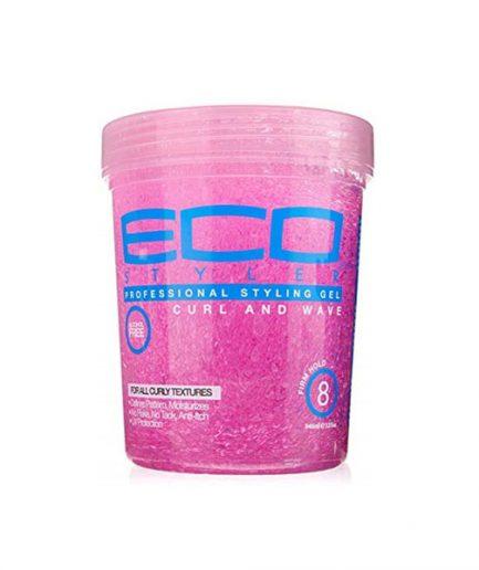 EcoStyler – Hajzselé hullámos és göndör hajra 473 ml