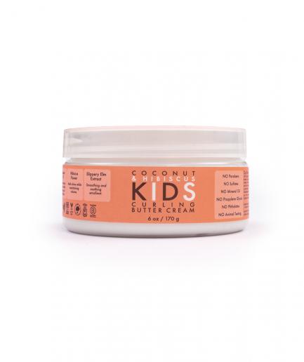 Shea Moisture – Krémvaj gyerekek fürtjeire kókusszal és hibiszkusszal 170 g