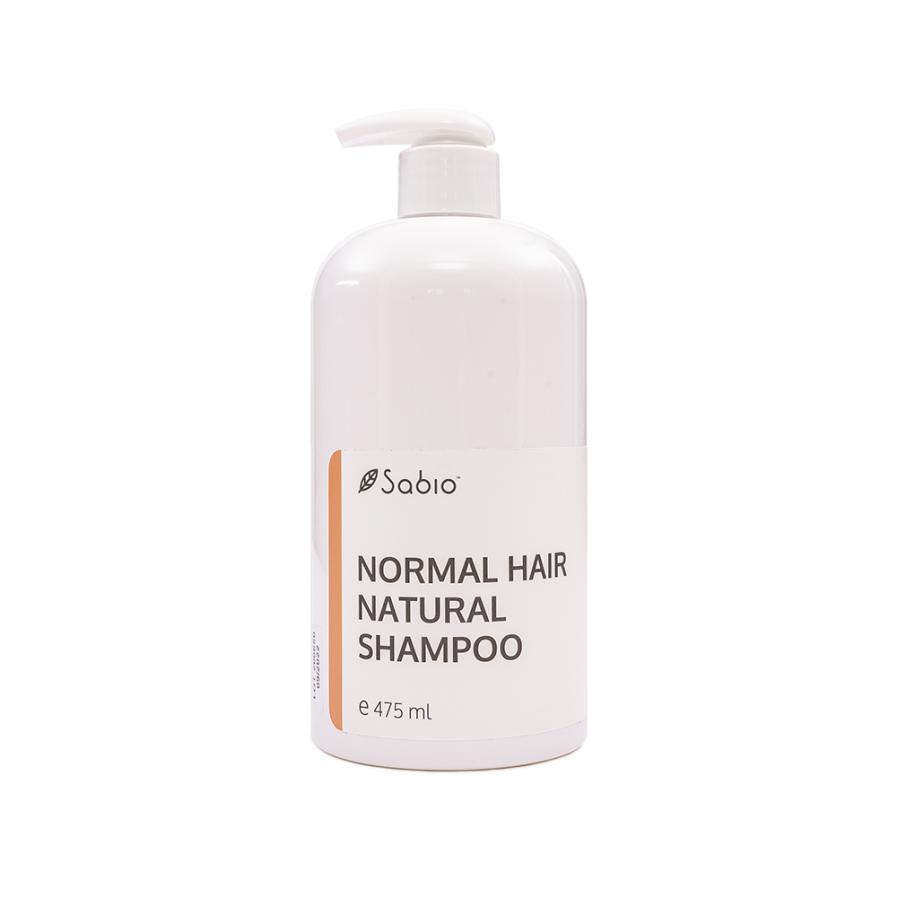 Sabio – Folyékony sampon normál hajra 475 ml