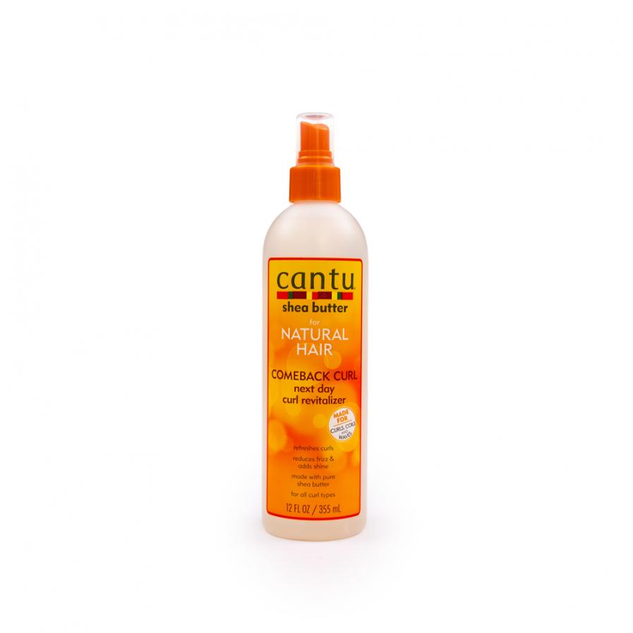 Cantu – ComebackCurl spray a fürtök felfrissítéséhez 355 ml
