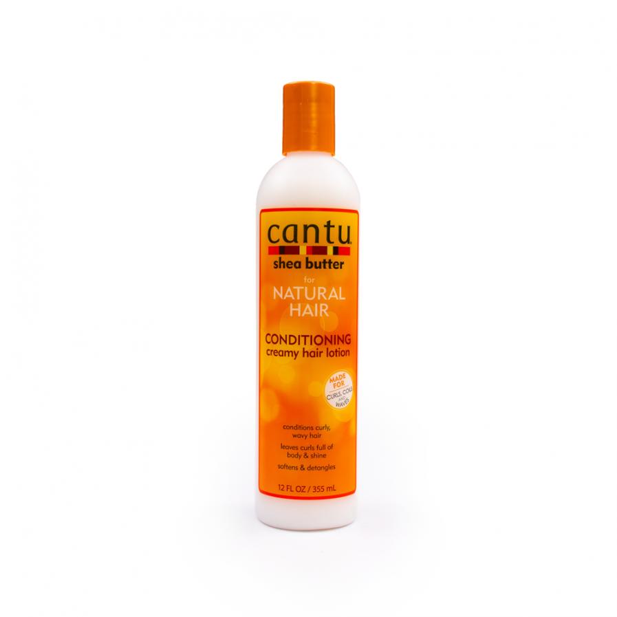 Cantu – Hidratáló krém természetes hajra 355 ml