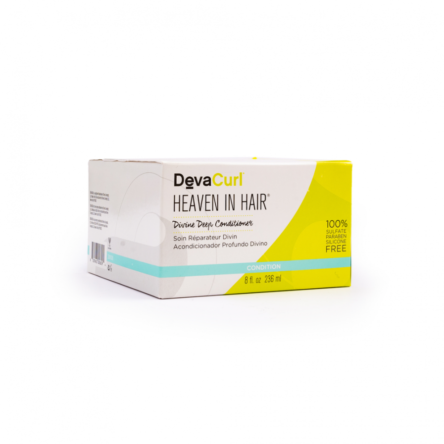 DevaCurl – Heaven in Hair hajmaszk 236 ml