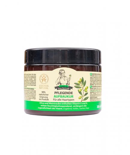 Rezepte der Oma Gertrude – Javító és tápláló hajmaszk 300 ml