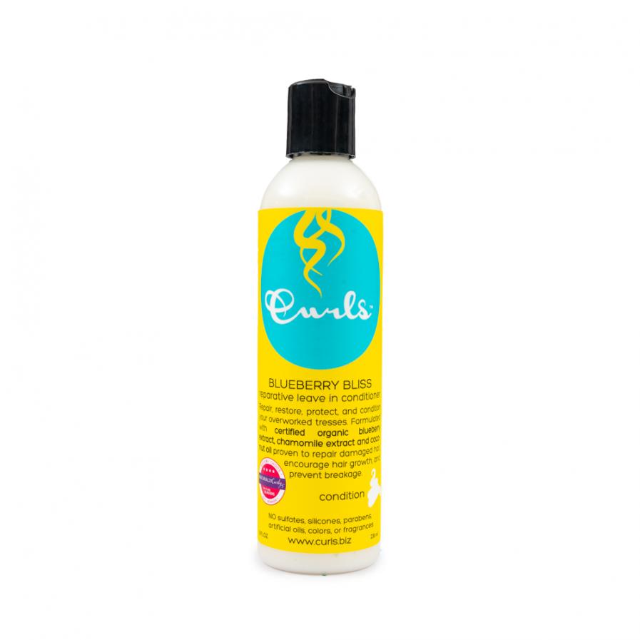 Curls – BlueberryBliss Javító öblítés nélküli balzsam 236 ml