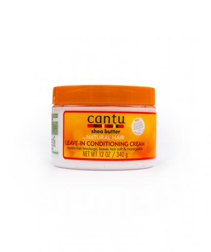 Cantu – Öblítés nélküli krémbalzsam, göndör hajra 340 g