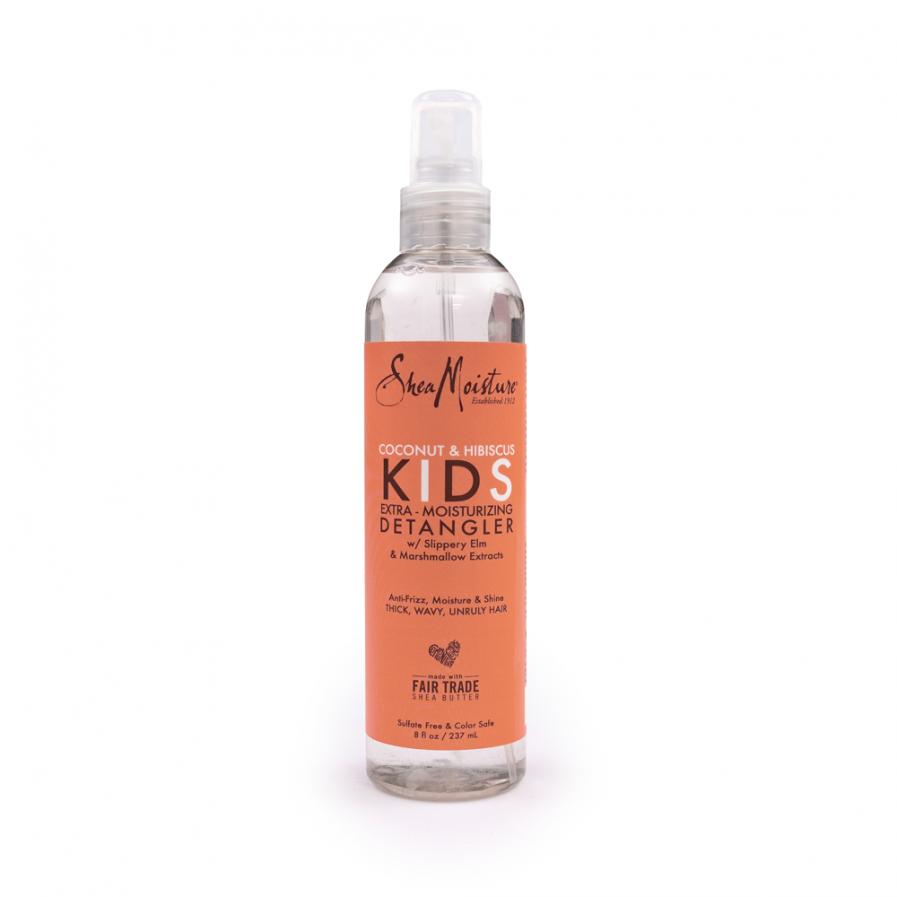 Shea Moisture – Spray gyerekek hajának kifésülésére kókusszal és hibiszkusszal 237 ml