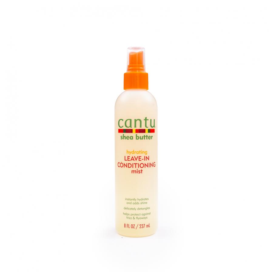 Cantu - Hidratáló öblítés nélküli spray 237 ml