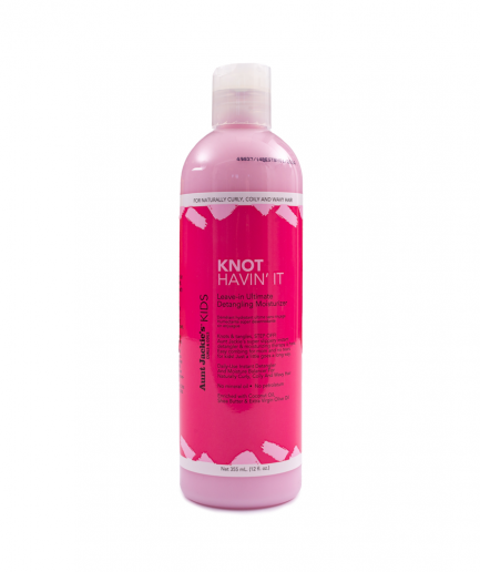 Aunt Jackie's – Knot Havin' It! Leave-In Ultimate Detangling Moisturizer Balzsam 355 ml