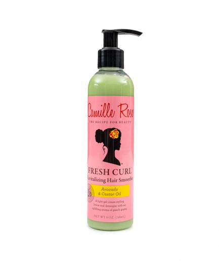Camille Rose – Fresh Curl Fürtsimító krém 240 ml