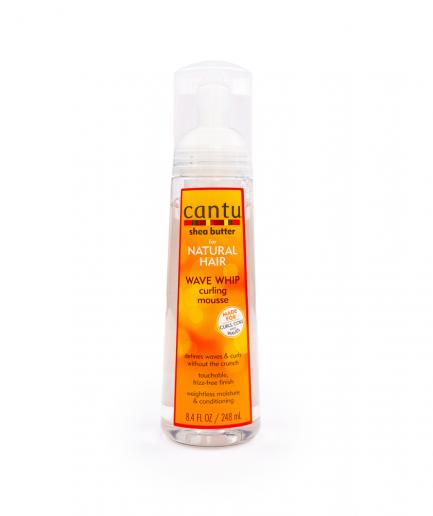 Cantu – Wave Whip Curling Hajhab 248 ml