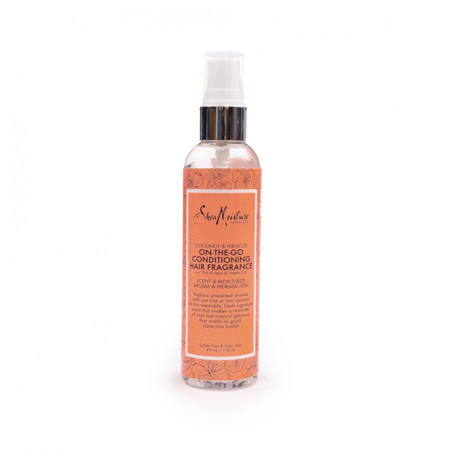 Shea Moisture – Hidratáló parfüm kókusz és hibiszkusz kivonattal 118 ml