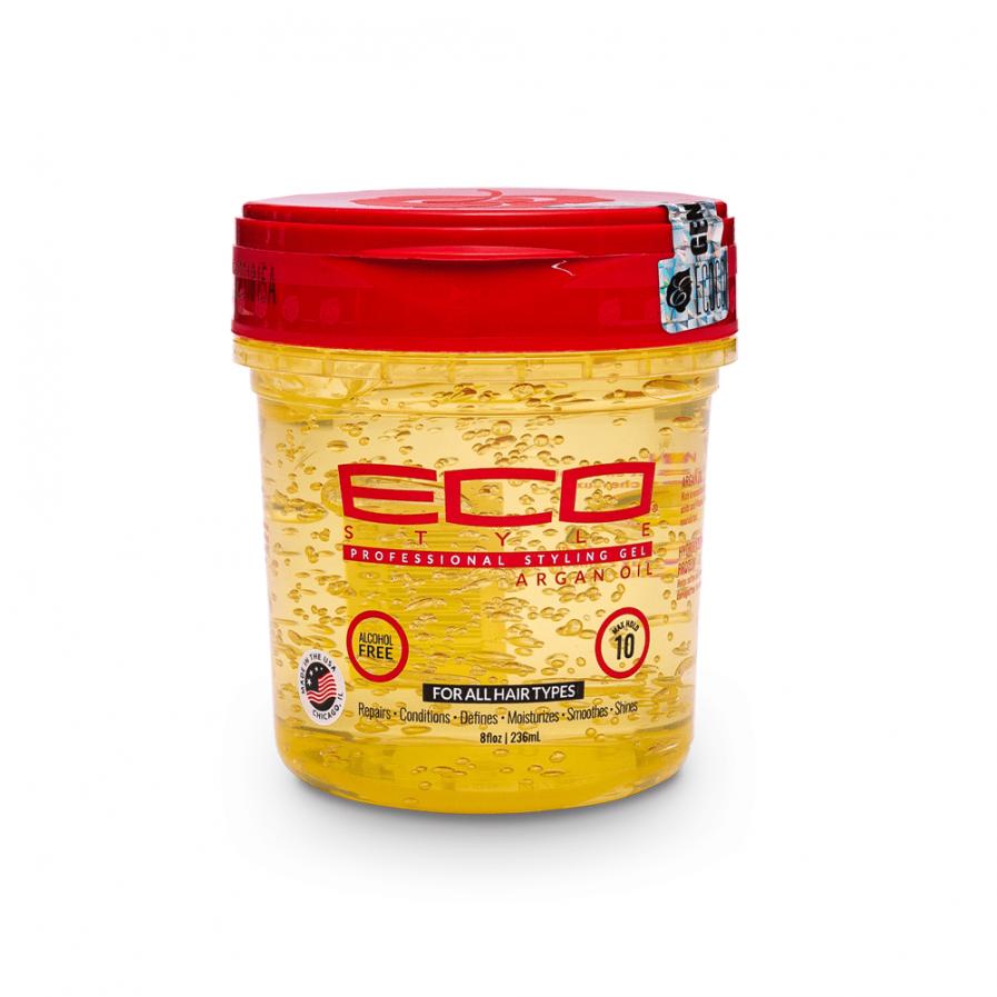 EcoStyler – hajzselé argán olajjal 236 ml