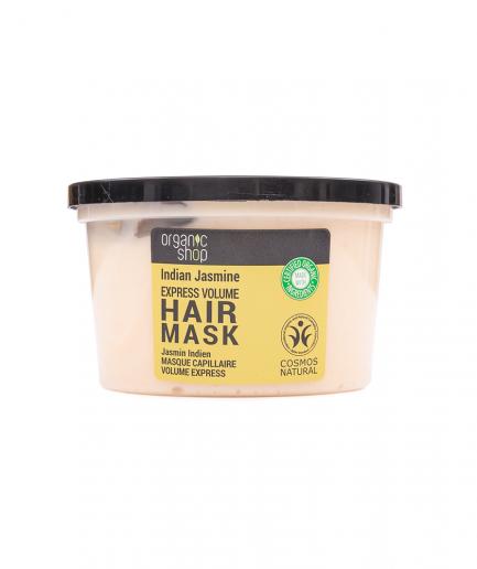 Organic Shop – Dúsító hajmaszk jázminnal és jojobával 250 ml