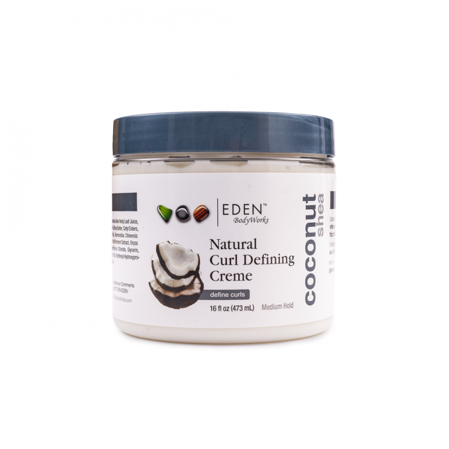 Eden BodyWorks – krém a fürtök kihangsúlyozásra 473 ml