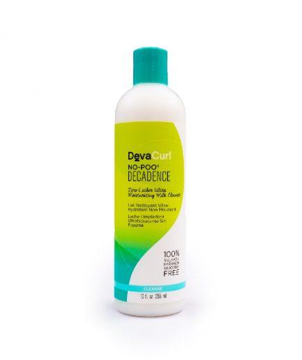 DevaCurl Decadence – Habmentes tisztítókrém 355 ml