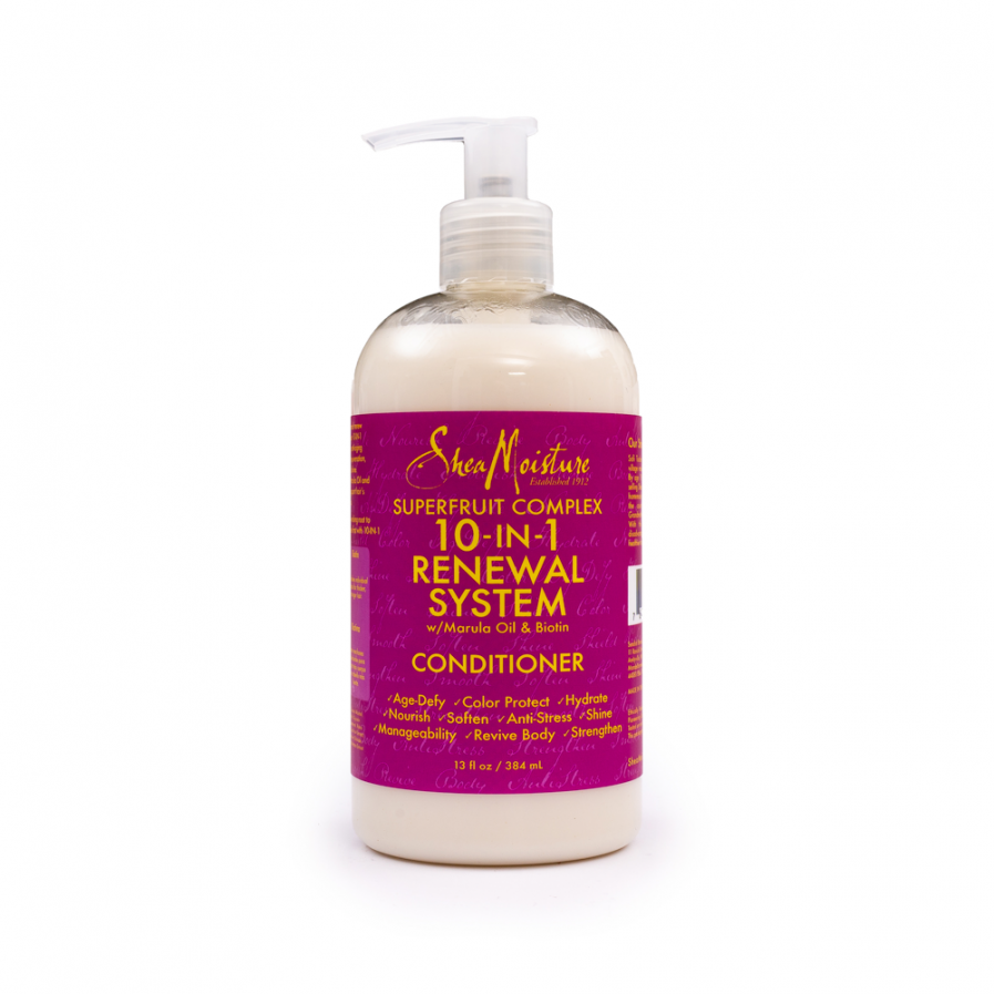 Shea Moisture – Superfruit Complex 10-in-1 Renewal System hajbalzsam 384 ml