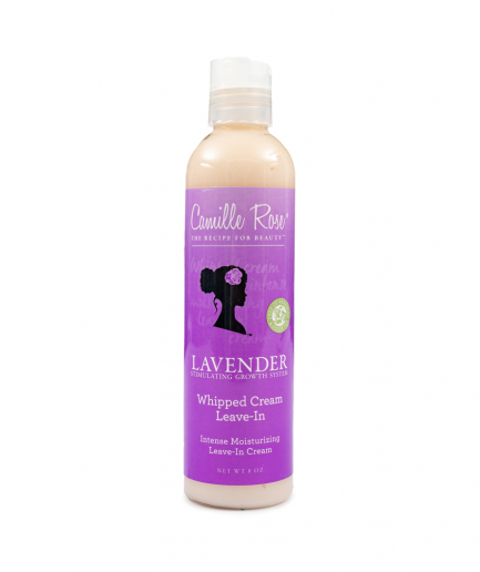 Camille Rose – Lavender Whipped Cream öblítés nélküli balzsam 240 g