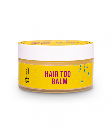Bourn Beautiful Naturals – Hair Too Balm hajvaj 100 ml
