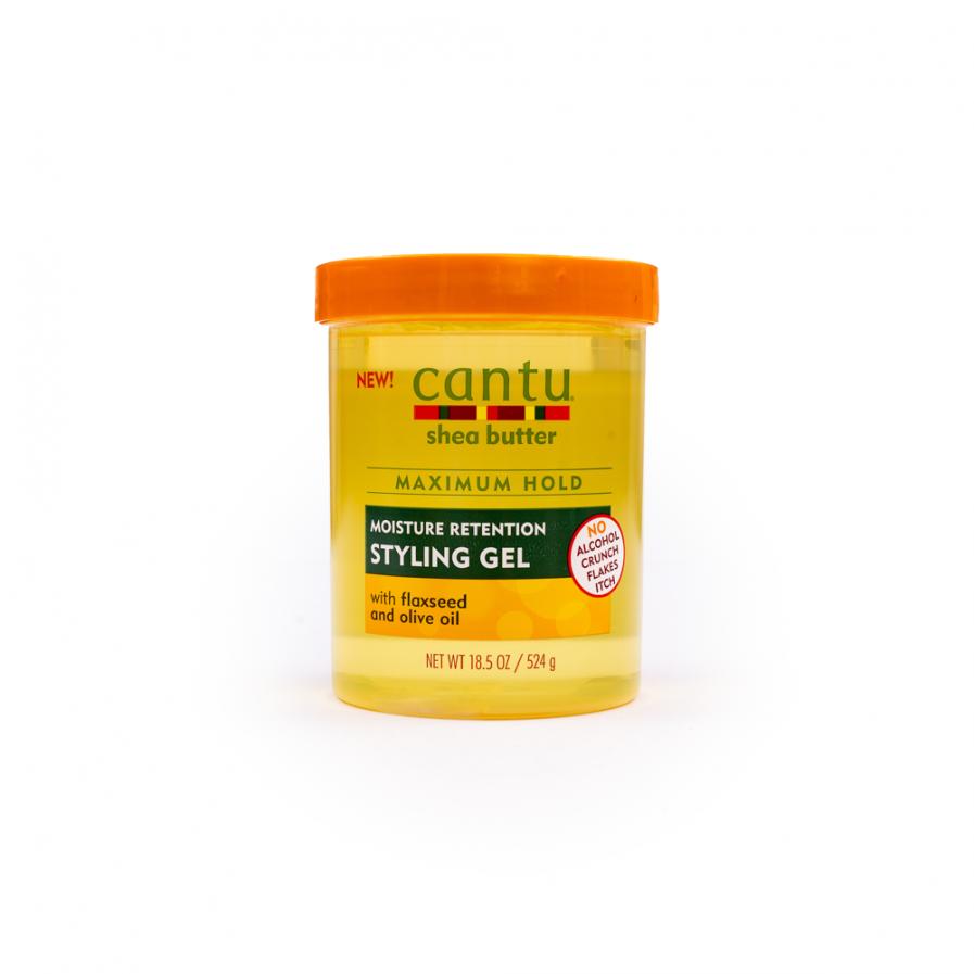Cantu – Hajgéla hidratálás visszatartásáért 524 ml