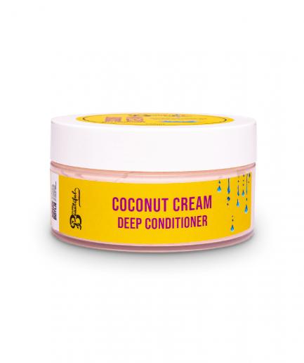 Bourn Beautiful Naturals – Intenzív hidratáló kókuszos maszk 250 ml