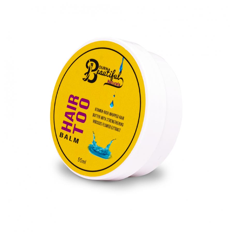 Bourn Beautiful Naturals – Hair Too Balm hajvaj 55 ml