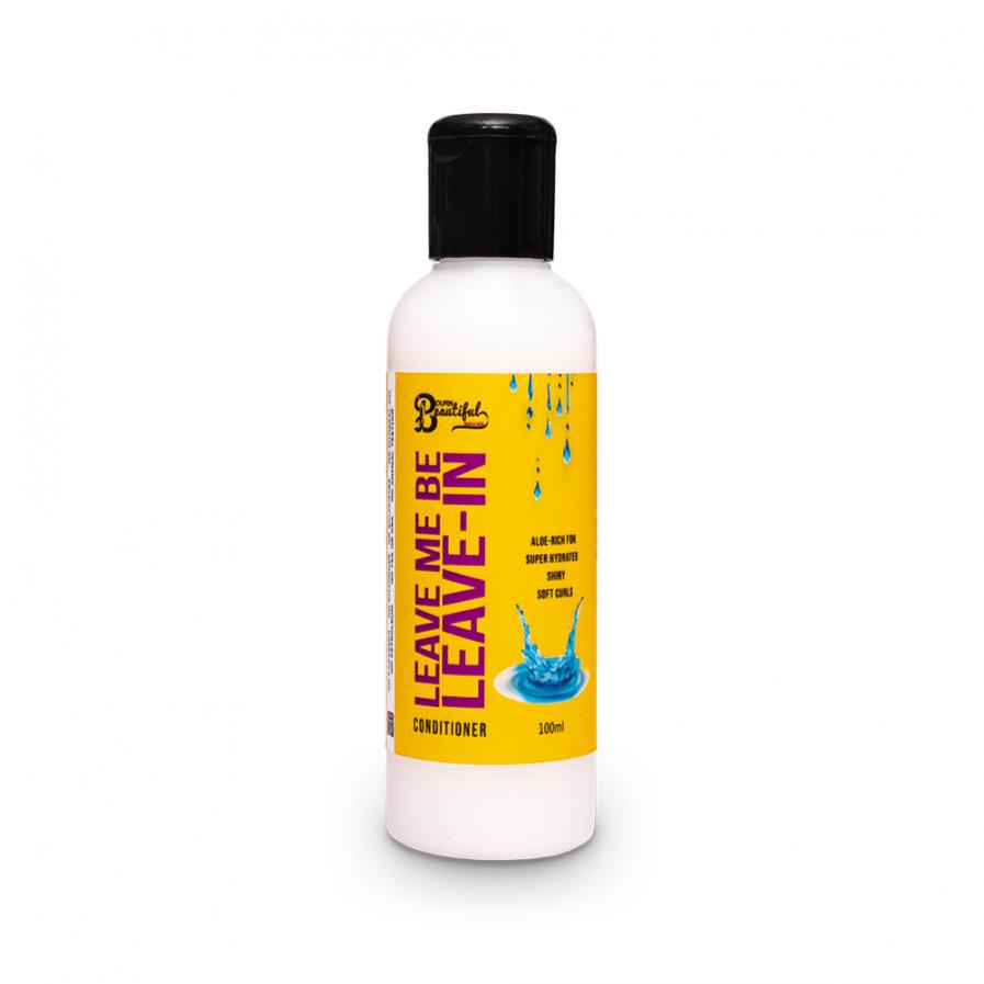 Bourn Beautiful Naturals – Leave Me Be Öblítés nélküli balzsam 100 ml