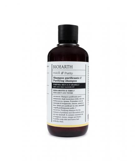 Bioearth – Tisztító Sampon 250 ml