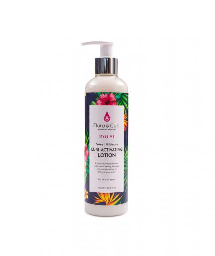 Flora & Curl – Style Me Fürtaktiváló krém 300 ml