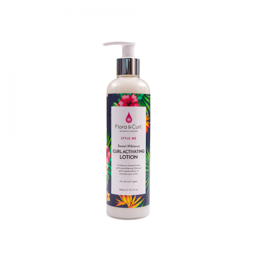 Flora & Curl - Curl Activating Lotion fürtaktiváló 300 ml
