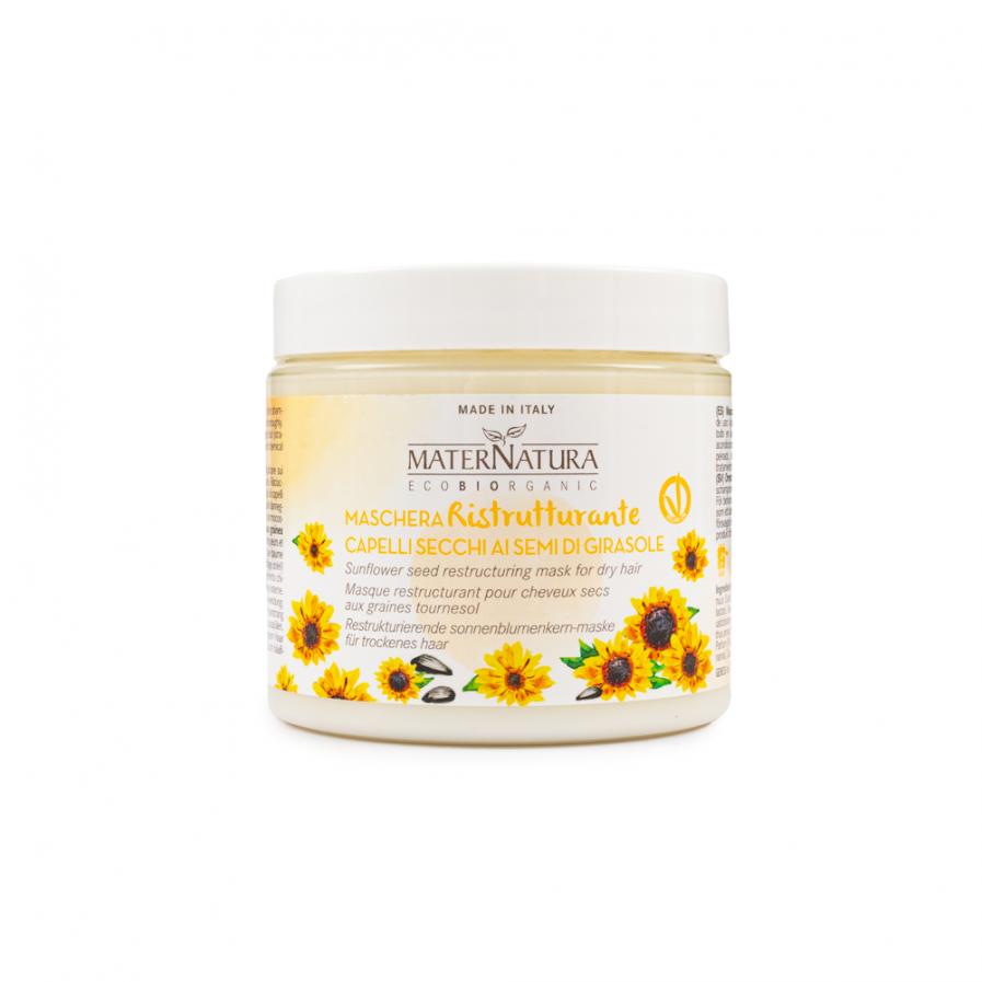 MaterNatura – Restrukturáló hajmaszk 200 ml