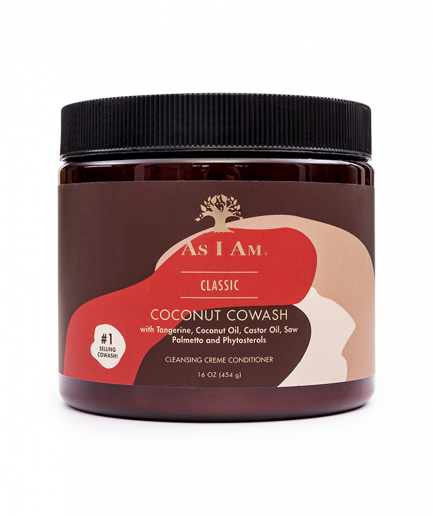 As I Am - Coconut CoWash 454 g