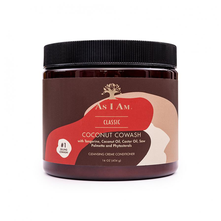 As I Am - Coconut CoWash 454 g