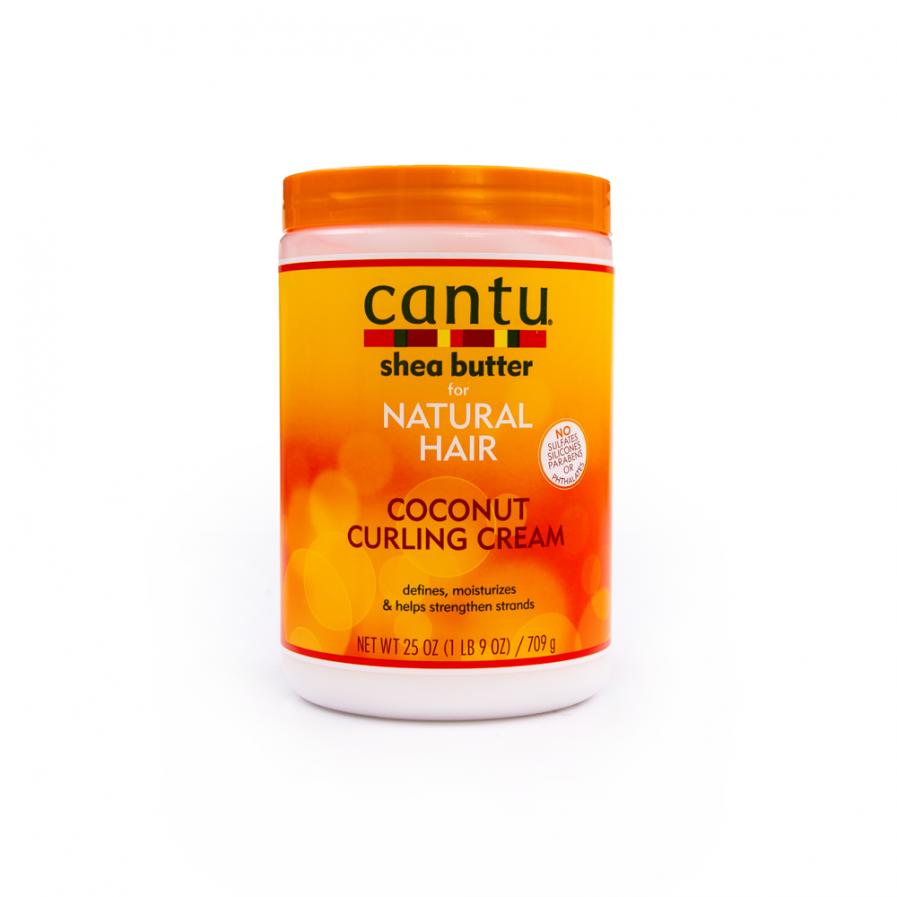 Cantu – kókuszos hajformázó krém göndör fürtökre 709 g