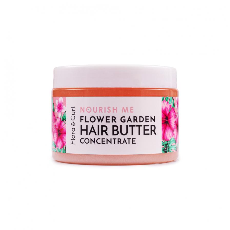 Flora&Curl – Flower Garden hajformázó vaj 120 g