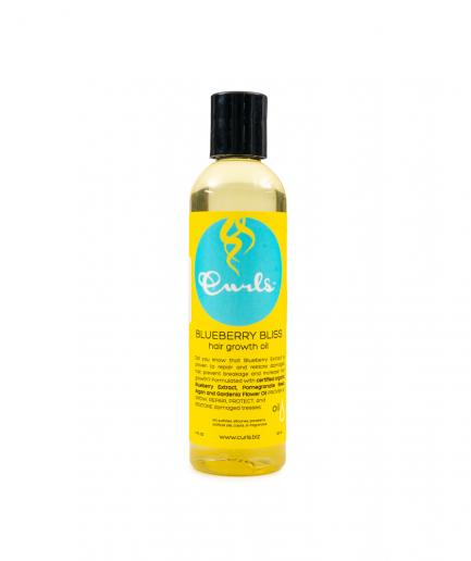 Curls – Blueberry Bliss Hajnövnekedésserkentő olaj 120 ml