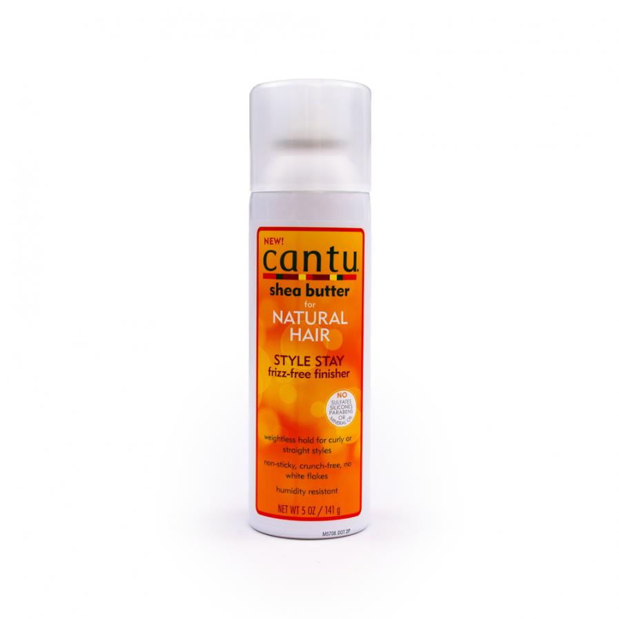 Cantu – Style Stay Frizz-Free fixáló spray 141 g