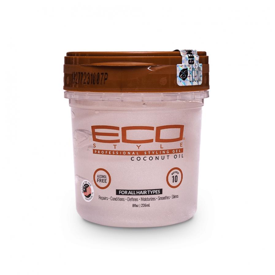 Eco Styler - Hajzselé kókuszolajjal 236 ml