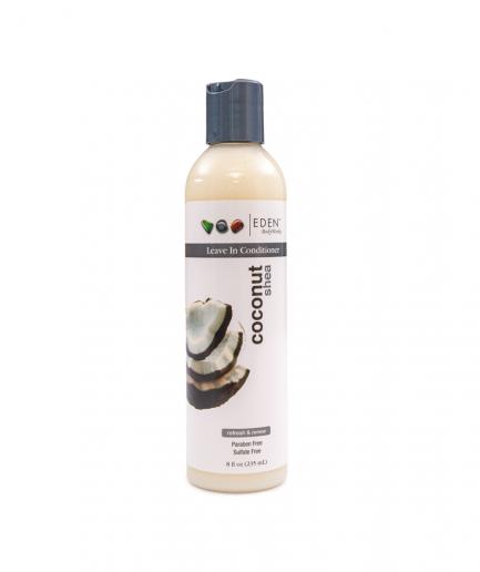 Eden BodyWorks – Öblítés nélküli balzsam Shea-vajjal és kókusszal 236 ml