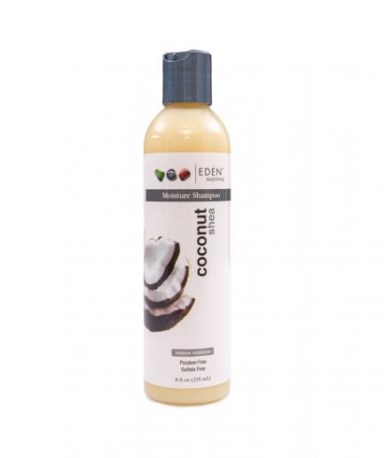 Eden BodyWorks – Hidratáló sampon Shea-vajjal és kókusszal 236 ml