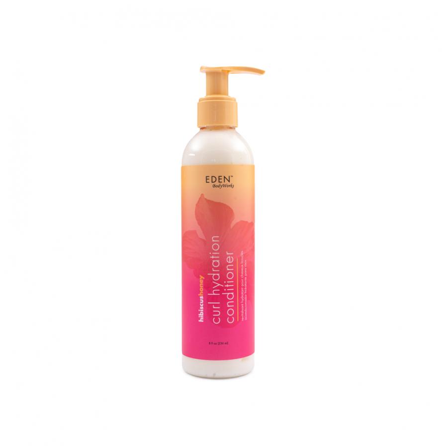 Eden BodyWorks – Hidratáló balzsam göndör hajra mézzel és hibiszusszal 236 ml