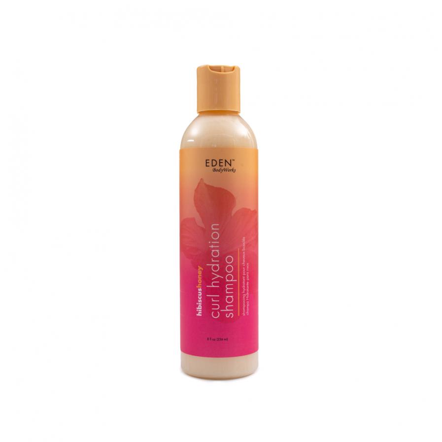 Eden BodyWorks – Sampon a fürtök hidratálására mézzel és hibiszkusszal 236 ml
