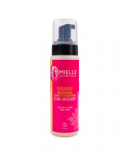 Mielle – Brazilian Curly Cocktail hajhab göndör hajra 222 ml