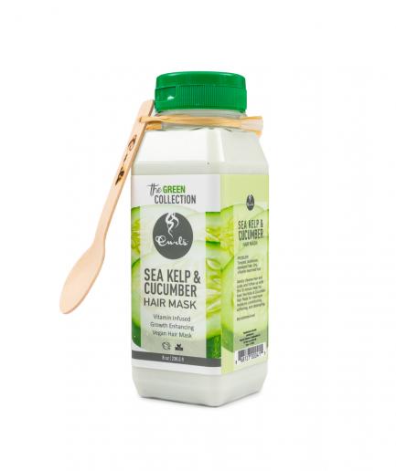 Curls – Tengeri algás és uborkás pakolás 236 ml