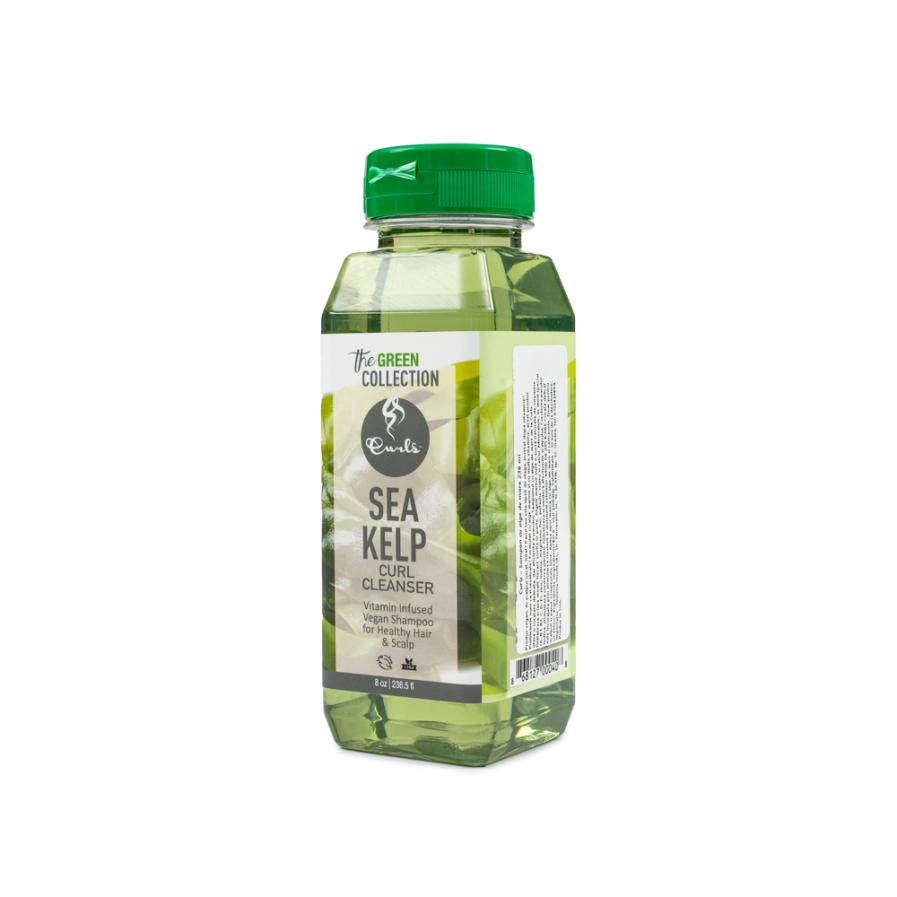 Curls – Tengeri algás sampon 236 ml