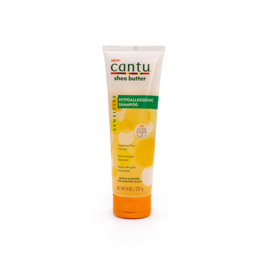Cantu – Sensitive hipoallergén sampon 227 ml